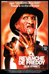 A Nightmare on Elm Street 2: Freddy's Revenge France Movie Poster