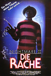 A Nightmare on Elm Street 2: Freddy's Revenge Germany Movie Poster