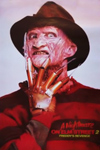 A Nightmare on Elm Street 2: Freddy's Revenge Promo Poster