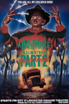 A Nightmare on Elm Street 2: Freddy's Revenge UK Movie Poster