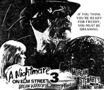 A Nightmare on Elm Street 3: Dream Warriors Television Ad