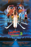 A Nightmare on Elm Street 3: Dream Warriors US Movie Poster