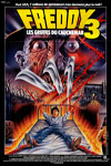 A Nightmare on Elm Street 3: Dream Warriors France Movie Poster