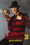 A Nightmare on Elm Street 3: Dream Warriors Promo Poster