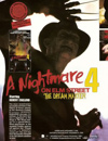 A Nightmare on Elm Street 4: The Dream Master Retail Ad