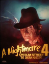 A Nightmare on Elm Street 4: The Dream Master VHS Lit Ad