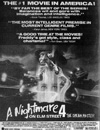 A Nightmare on Elm Street 4: The Dream Master Newspaper Ad