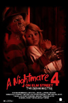 A Nightmare on Elm Street 4: The Dream Master Canada Movie Poster