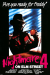 A Nightmare on Elm Street 4: The Dream Master Germany Movie Poster