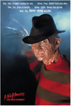 A Nightmare on Elm Street 4: The Dream Master Promo Poster