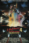 A Nightmare on Elm Street 4: The Dream Master US Movie Poster