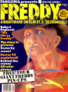 A Nightmare on Elm Street 5: The Dream Child Official Movie Magazine