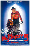 A Nightmare on Elm Street 5: The Dream Child Germany Movie Poster