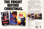 A Nightmare on Elm Street 2: Freddy's Revenge VHS Ad
