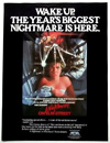 A Nightmare on Elm Street VHS Trade Ad