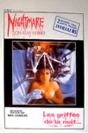 A Nightmare on Elm Street Belgium Movie Poster
