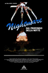 A Nightmare on Elm Street Italy Movie Poster