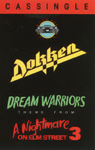 Dream Warriors Cassette Single