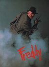 Freddy Fan Club Pocket Folder