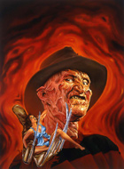 Freddy Krueger's A Nightmare on Elm Street Issue #1 Cover