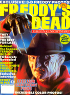 Freddy's Dead: The Final Nightmare Official Movie Magazine