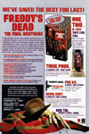 Freddy's Dead: The Final Nightmare Retail Ad