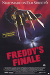 Freddy's Dead: The Final Nightmare Germany Movie Poster