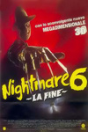 Freddy's Dead: The Final Nightmare Italy Movie Poster
