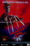 Freddy's Dead: The Final Nightmare Spain Movie Poster