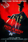 Freddy's Dead: The Final Nightmare Yugoslavia Movie Poster