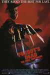 Freddy's Dead: The Final Nightmare US Movie Poster
