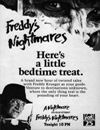 Freddy's Nightmares TV Ad
