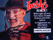 Freddy's Nightmares VHS Ad