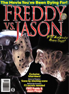 Freddy vs. Jason Official Movie Magazine