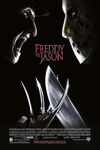 Freddy vs. Jason Germany Movie Poster