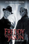 Freddy vs. Jason Promo Poster