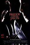 Freddy vs. Jason Spain Movie Poster
