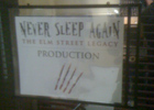 Never Sleep Again: The Elm Street Legacy Production Set