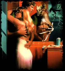 A Nightmare on Elm Street 2: Freddy's Revenge Movie Poster