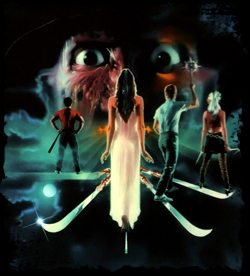 A Nightmare on Elm Street 3: Dream Warriors Movie Poster