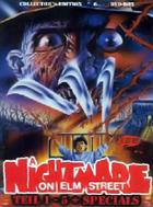 A Nightmare on Elm Street 1–5 + Specials
