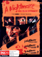A Nightmare on Elm Street: The First 3 Nightmares