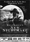 Wes Craven's New Nightmare Newspaper Ad