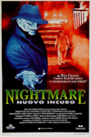 Wes Craven's New Nightmare Italy Movie Poster