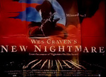 Wes Craven's New Nightmare Daybill Movie Poster