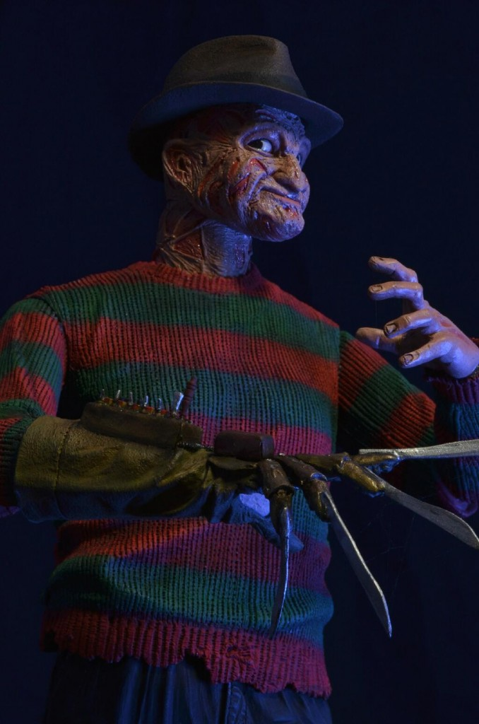 Powerglove Freddy from NECA Collectables