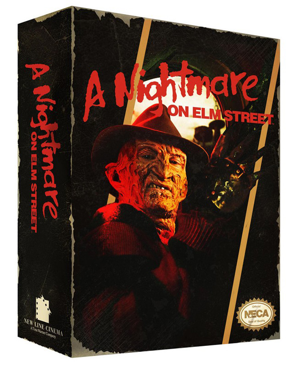 Nightmare on Elm St – 7″ Classic Video Game Appearance Freddy Krueger