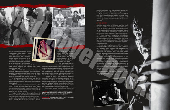 Never Sleep Again: The Elm Street Legacy—The Making of Wes Craven's A Nightmare on Elm Street Sample Page
