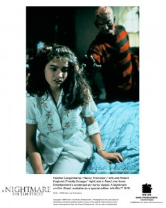 A Nightmare on Elm Street on Infinifilm DVD