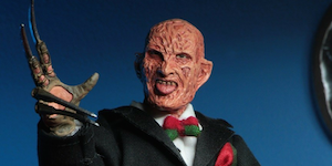 Final Shots of NECA's 'Dream Warriors' Freddy Krueger Figure Show Off the Packaging